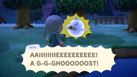 Nintendo Direct - Ghost