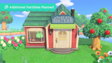 Nintendo Direct - Able Sisters