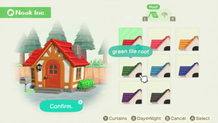 Nintendo Direct - House Customization