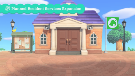 Nintendo Direct - Resident Service Expansion