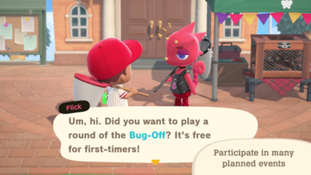 Nintendo Direct - Bug Catching Event