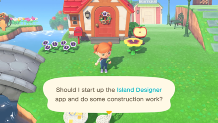 Nintendo Direct - Island Designer