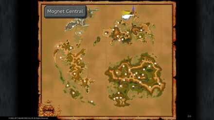 FF9 Mognet Central Map Location