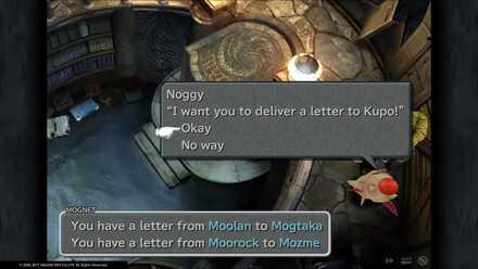 FF9 Noggy letter