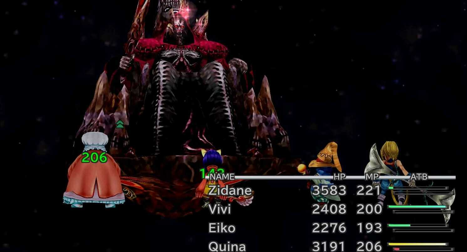 FF9 Hades Battle