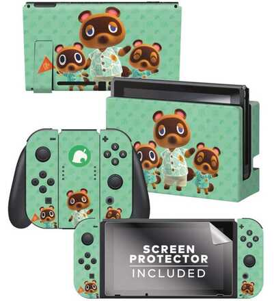 Animal Crossing Skins