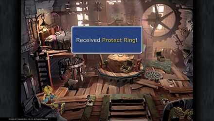 FF9 Protect Ring