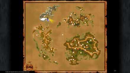 FF9 Divespot 5 map