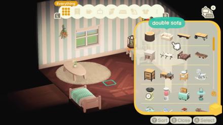 Nintendo Direct - House Storage