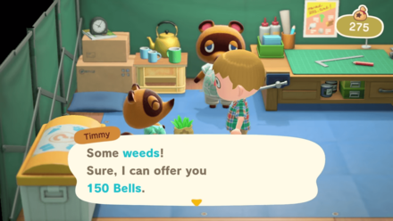 Sell Weeds