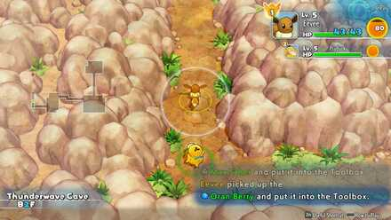 Auto Movement Pokemon Mystery Dungeon: Rescue Team DX.jpg