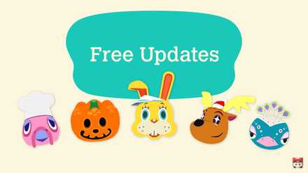 ACNH - Future Free DLC Updates