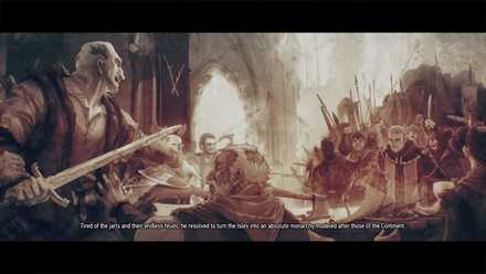 Svanrige Becomes King of Skellige.jpg