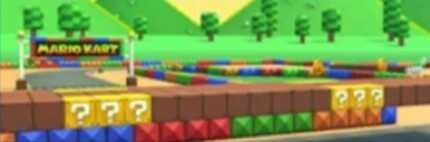RMX Mario Circuit 1