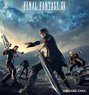 FF XV_Cover Art