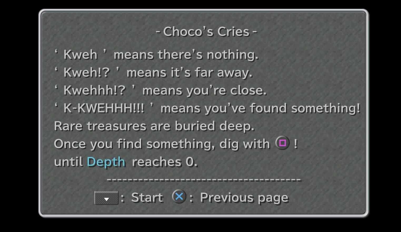 FF9 Choco