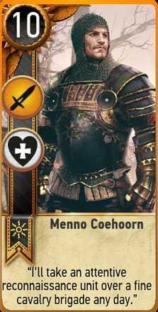 Menno Coehorn Image