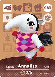 Annalisa Icon