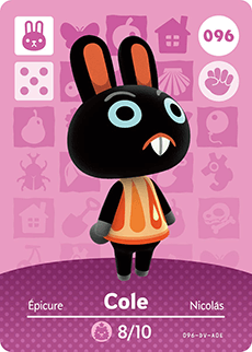 Cole Icon
