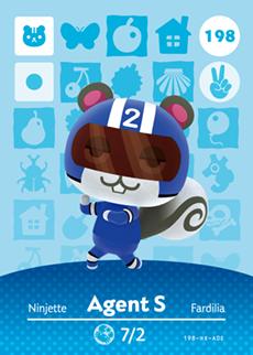 Agent S Icon