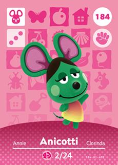 Anicotti Icon