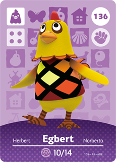 Egbert Icon