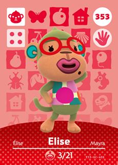 Elise Icon