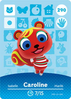 Caroline Birthday And Personality Acnh Animal Crossing New Horizons Switch Game8