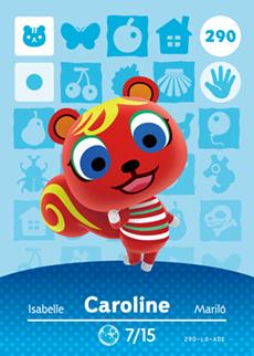 Caroline Icon