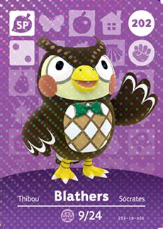 Blathers Image