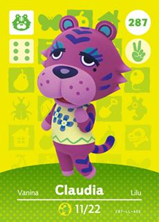 Claudia Icon
