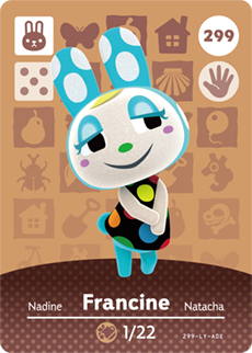 Francine Icon