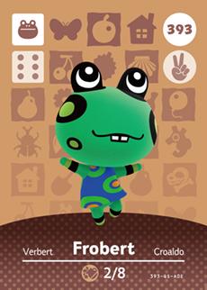 Frobert Icon