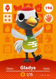 Gladys Icon