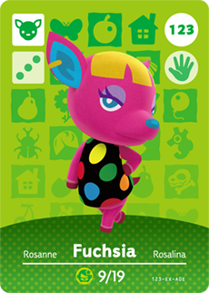 Fuchsia Icon