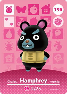 Hamphrey Icon