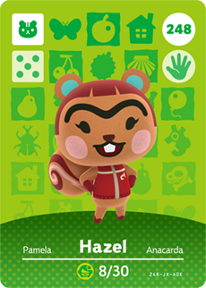 Hazel Icon