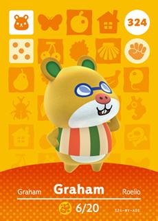 Graham Icon