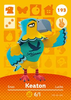 Keaton Icon