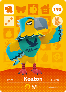 Keaton Image