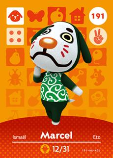 Marcel Icon