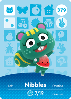 Nibbles Image