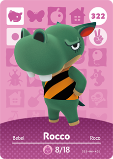 Rocco Icon
