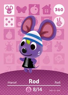 Rod Icon