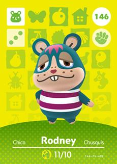 Rodney Icon