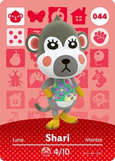 Shari Icon