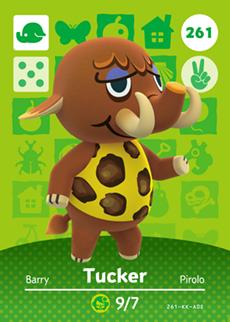 Tucker Icon