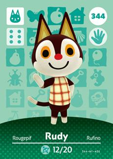 Rudy Icon
