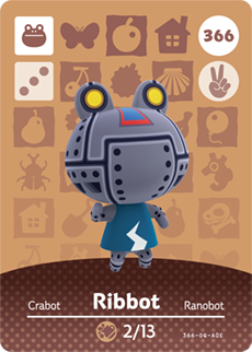 Ribbot Icon
