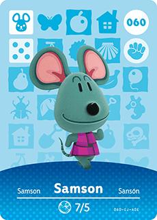 Samson Icon